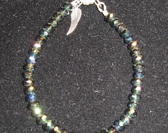 6.5 Inch Swarovski Bracelet