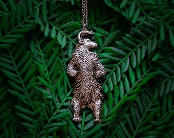 Necklace of hybrid animal T-Hybrid