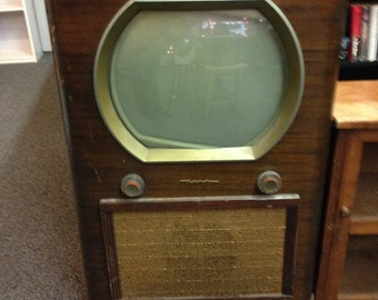 Vintage Motorola Television from the 1950s