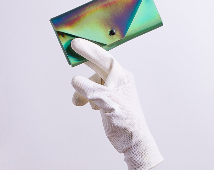 green holographic phone case for iPhone, HTC, Samsung Galaxy, Sony Xperia
