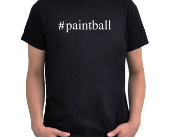 Hashtag Paintball  T-Shirt