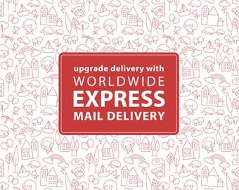 EXPRESS DELIVERY - Upgrade your shipping