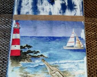 "Decorative chopping board ""NAVY""!!!!!!"