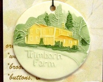 TRIMBORN FARM ORNAMENT