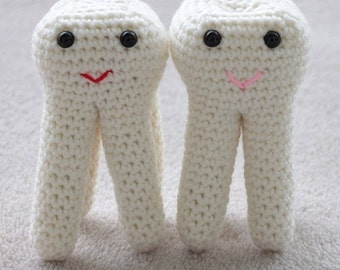 Molar Sisters, Tooth Fairy Pillow, Tooth Fairy, Dentist Gift