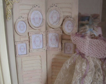 Sale. DOLLHOUSE SHOP DISPLAY