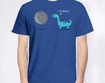 Brontosaurus Pluto Shirt. Cute Dinosaur Shirt, Dinosaur Shirt for Kids, NASA Spaceshirt, Planet shirt gift for kids, funny shirt, cute shirt