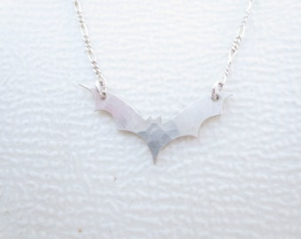 #1 Bat Necklace Design