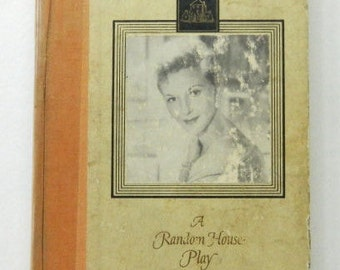 The Sound of Music - The Play, Random House, Mary Martin on Cover, Rogers and Hammerstein