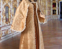 Gothic Renaissance or Medieval Fantasy Wedding gown