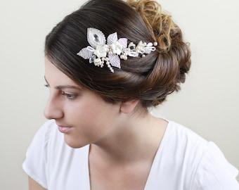 Bridal Comb Sienna, Bridal headpiece