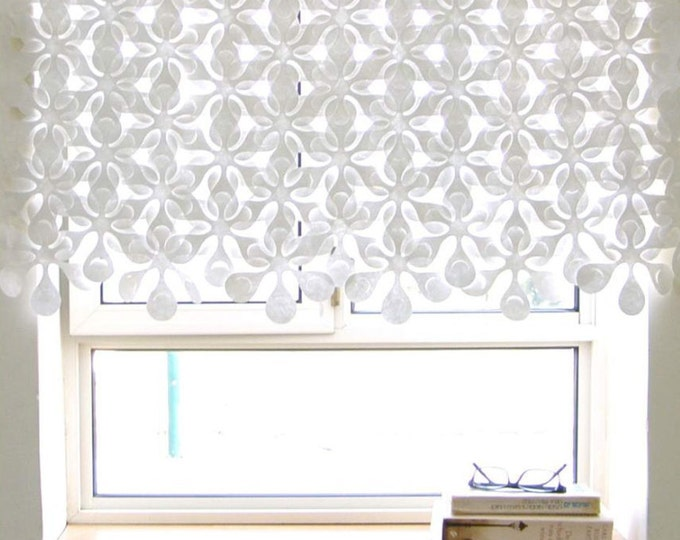 paper shades for windows Custom curtains and shades can be very expensive create your own to save money and customize your window dressing.