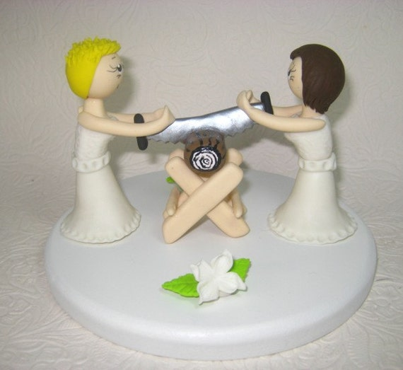 Same Sex Wedding Cake 52