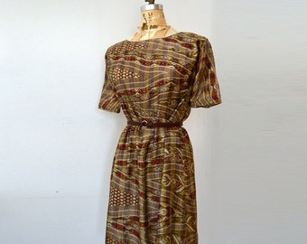 SIlk Kantha Dress