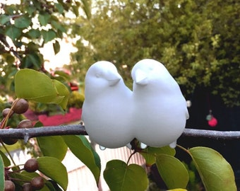 3dprinted pair of Birds #BFF