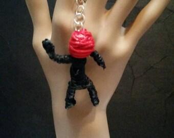 String Doll VooDoo Doll Keychain