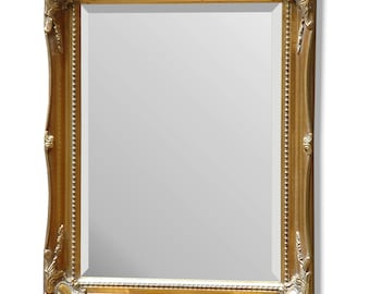 Antique Mirror 510 x 410 mm (20 x 16 Inches)