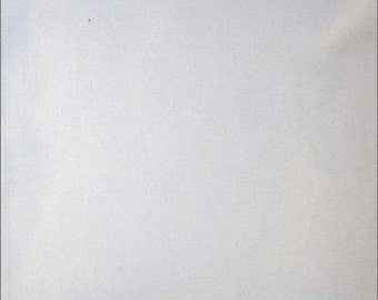 """Solid Taffeta Fabric - WHITE - Sold By The Yard 58""""/60"""" Width"""