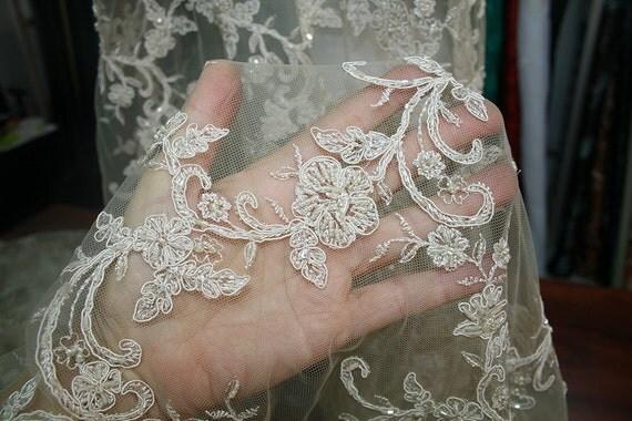 Beige Dress Tan Nude Dress Beige Party Dress Beige Prom Dress: Beige Skin Color Nude Bridal Beaded Corded Lace Fabric