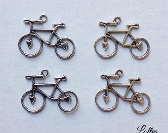 8 bike charms - SCB101