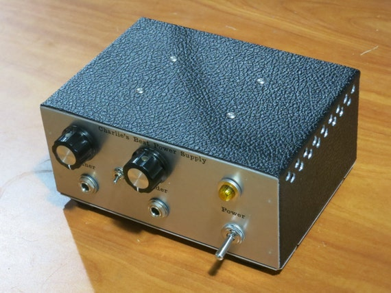 Items similar to charlie 39 s best tattoo power supply on etsy for Best tattoo power supply