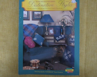 Home Decorating Series,Distinctive Styles,painting , iron on transfer patterns, fleur designs,geometric,uses Scribbles paint