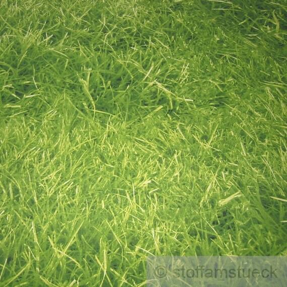 tissu coton polyester herbe vert gazon pelouse pr tirage. Black Bedroom Furniture Sets. Home Design Ideas