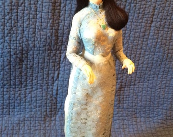 1960's Bupbe Bach-Tuyet Doll