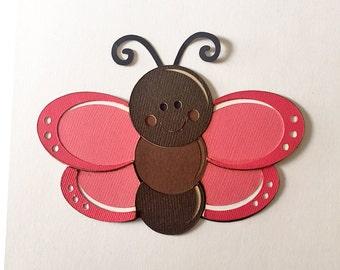Butterfly Die Cut