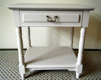 Occasional Console Table With Drawer