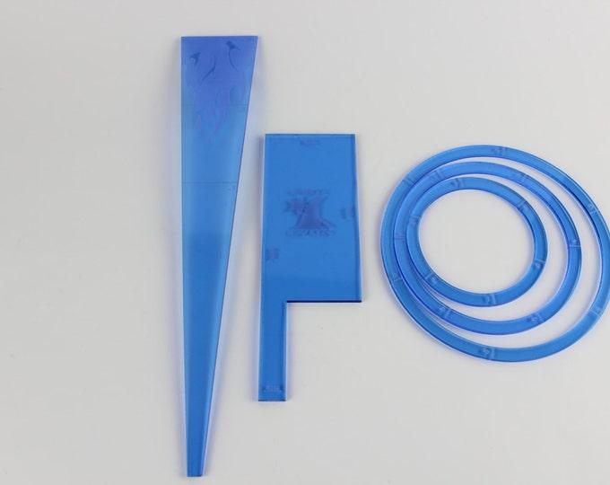 Blue - War Machine and the Hordes starter measurement kits