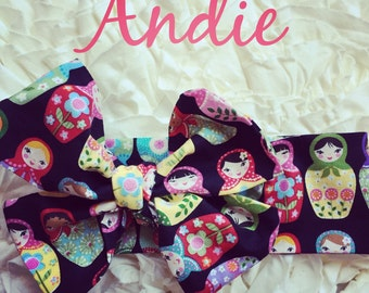 Andie headwrap Homemade.