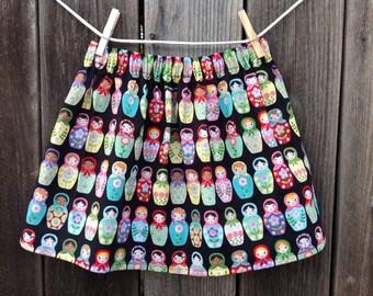 Nesting Dolls Skirt