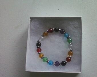 """Beaded """"Colors Of Faith"""" Bracelet"""