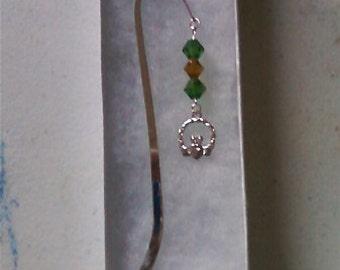 Beaded Celtic Bookmark