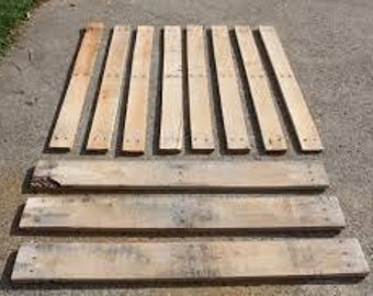 Pallet boards,pallet wood,pallet planks,reclaimed pallet wood,pallet wood boards,pallet planks,blank pallet planks,set of 14 boards