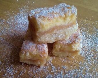 Lemon Bar Squares, Lemon Bars, Lemon Dessert