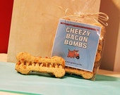 Cheezy Bacon Bombs Customized Doggie Snacks