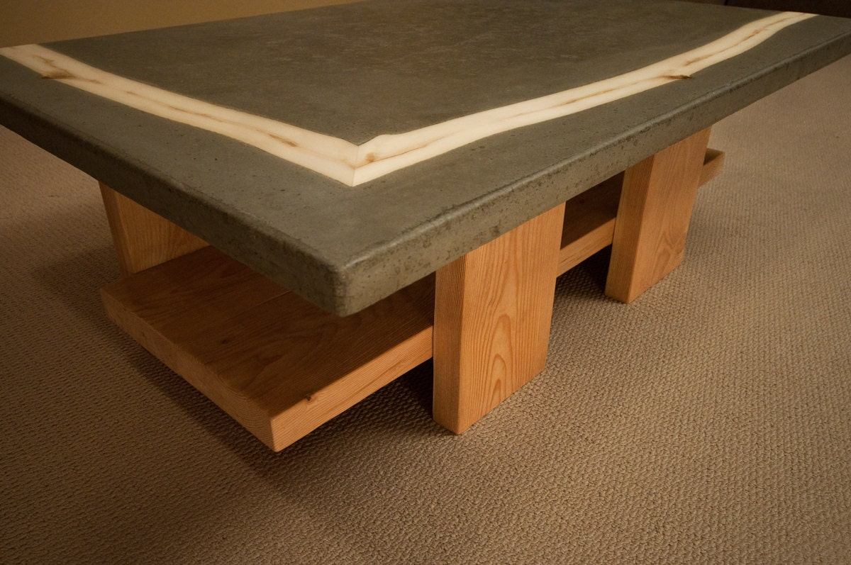 Concrete Coffee Tables Made To Order