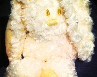 Stuffed Bunny Plush, Chenille Bunny, Baby Bunny, Soft Bunny, Teddy Bear Rabbit, Rabbit stuff, bunny stuff, bunny for baby, cute stuffed
