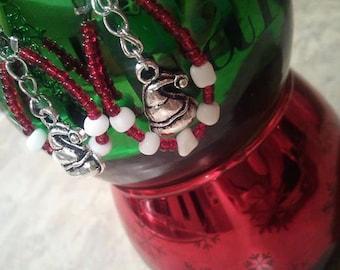 Santa Charm Earrings