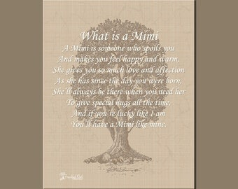 MiMi Quote, What is a Mimi, INSTANT DOWNLOAD, MiMi Print