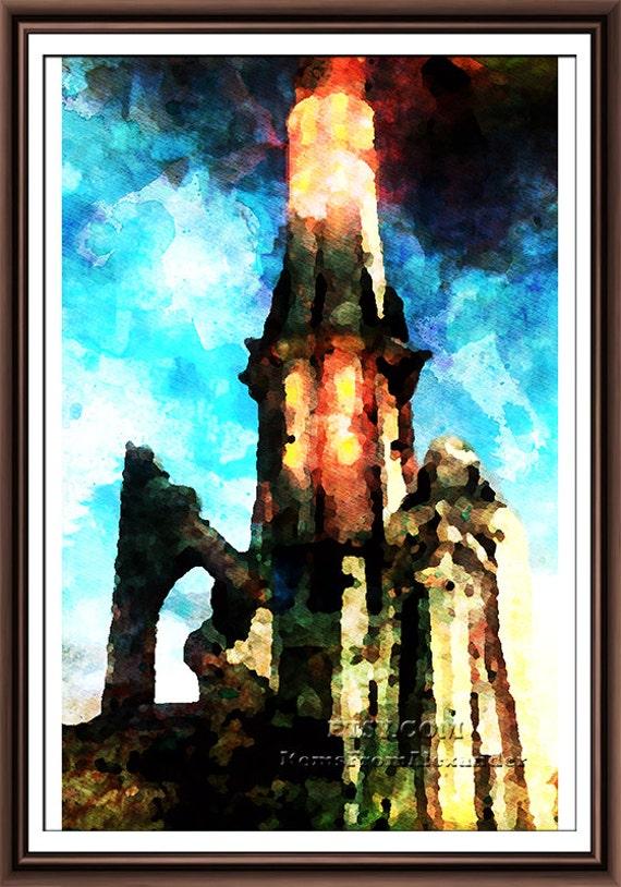 Dark Souls Art Print Instant Download By Itemsfromalexander