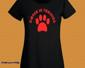 Pet Owner in Training T-Shirt, Puppy Training/walker, New Pet Owner