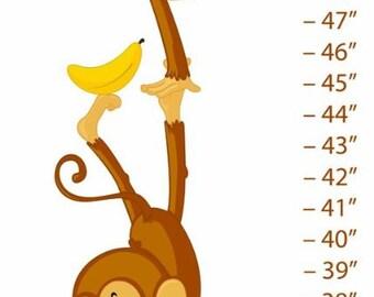 Monkey Canvas Growth Chart