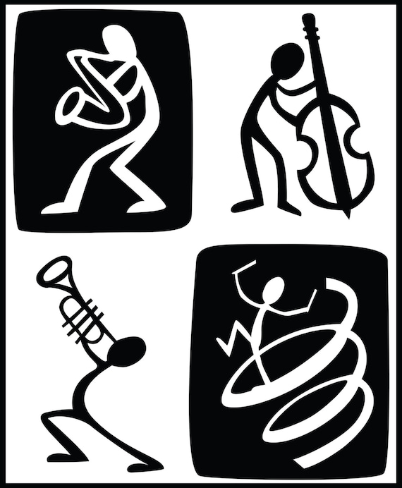 musical poster on ultra board with edging 24x25. Black Bedroom Furniture Sets. Home Design Ideas