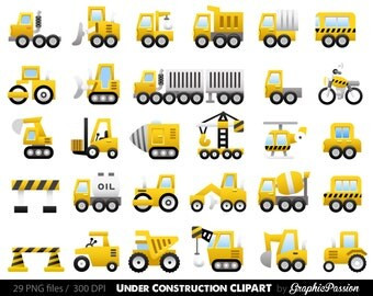 construction digital clipart construction clipart trucks clipart dump ...