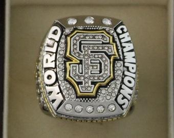 2014 San Francisco Giants World Series Championship Ring