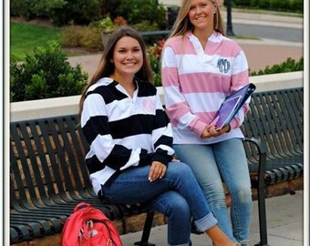 Rugby Shirt Monogrammed