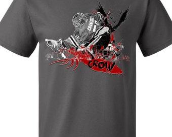 Chicago Blackhawks Corey Crawford T-Shirt